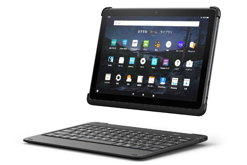 [BP/IT] 10만원대 태블릿 - 아마존 올 뉴 파이어 HD 10(All-new Fire HD 10 tablet)