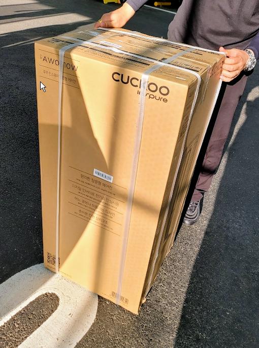 쿠쿠 창문형에어컨 CA-AW0610W 직접 구매 설치후기 사진1
