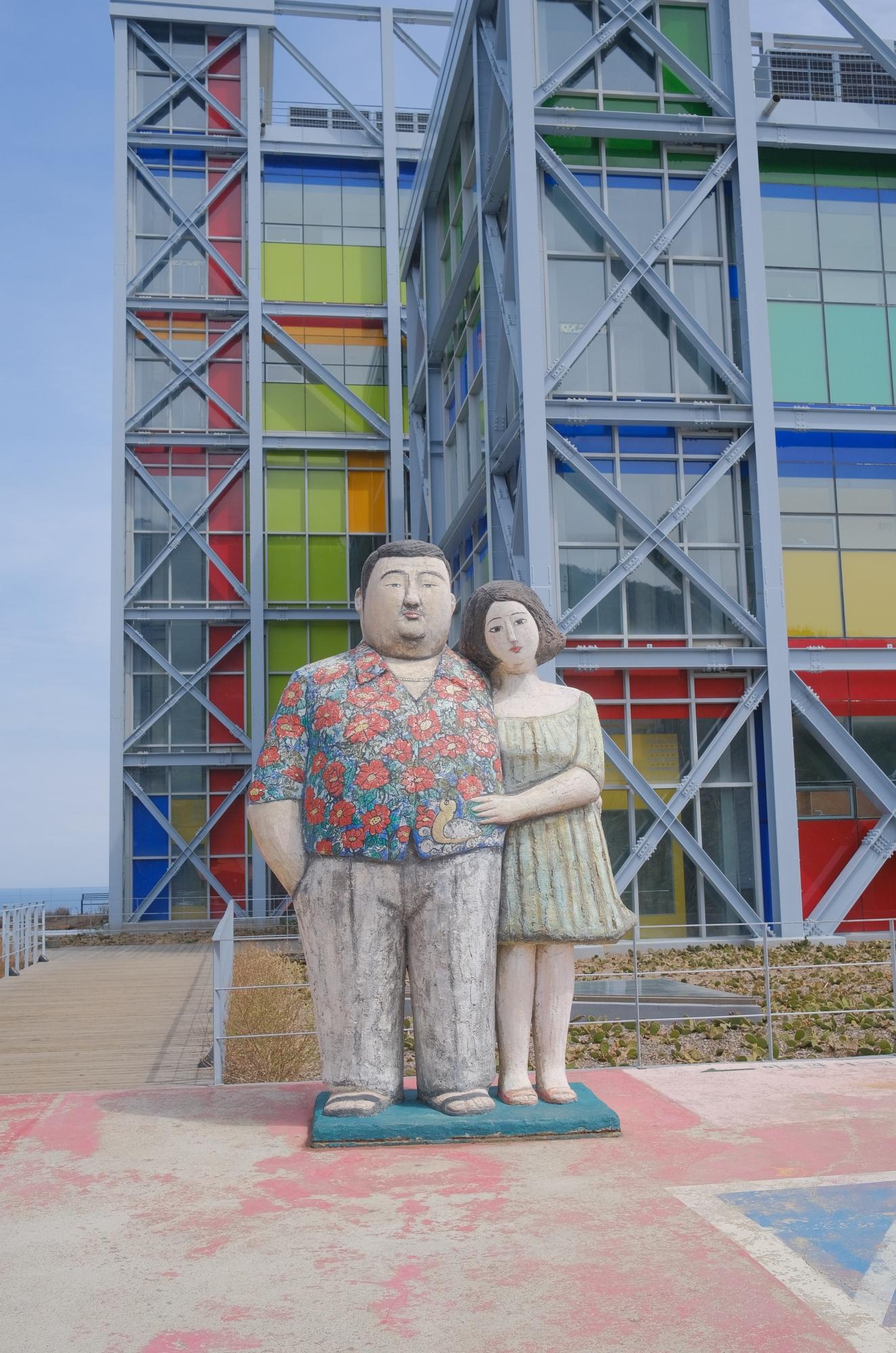 강릉 가볼만한곳 / 하슬라아트월드 15 / 미술관