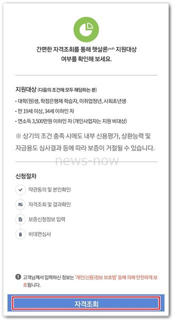 서민금융진흥원 대출