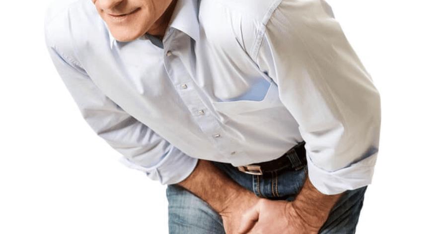 남성-오른쪽-골반-통증