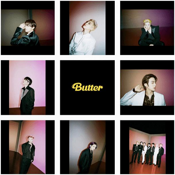방탄소년단-bts-butter