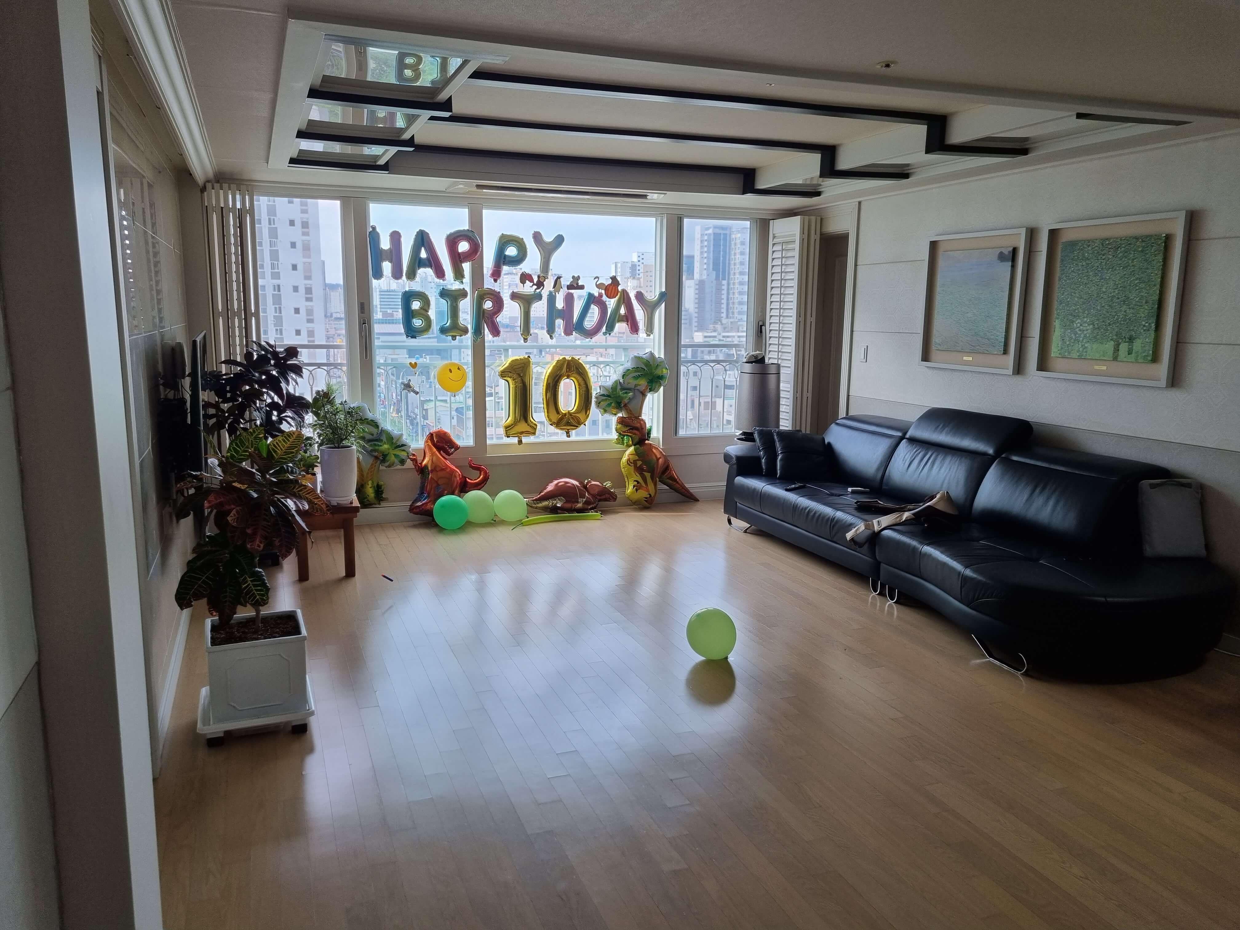 생일파티-풍선세트