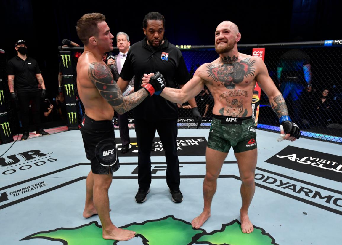 [UFC 매치업 뉴스] 존 카바나 : 코너 맥그리거는 여름 전에 더스틴 포이리에와의 리매치를 원한다.   대런 틸 VS 마빈 베토리 4월 11일 대회 메인이벤트에서 격돌