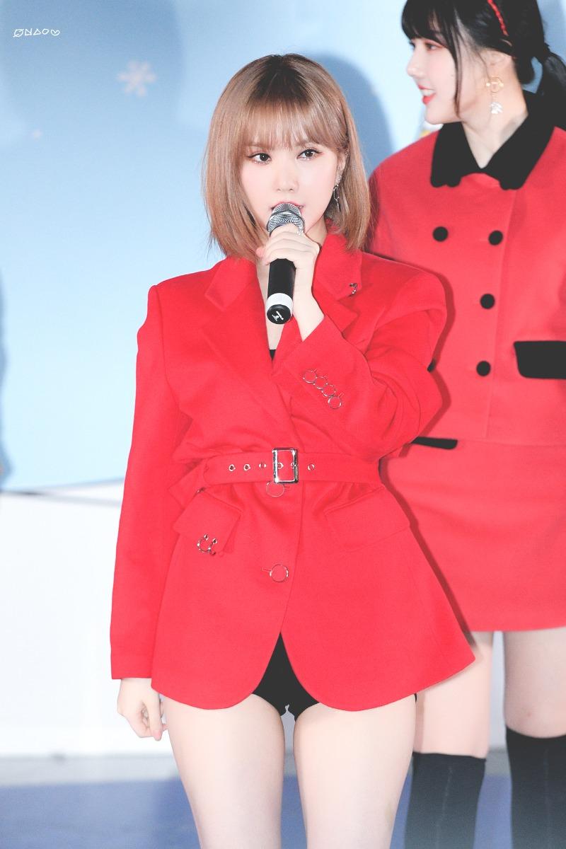 빨간자켓을 입은 여자친구 은하