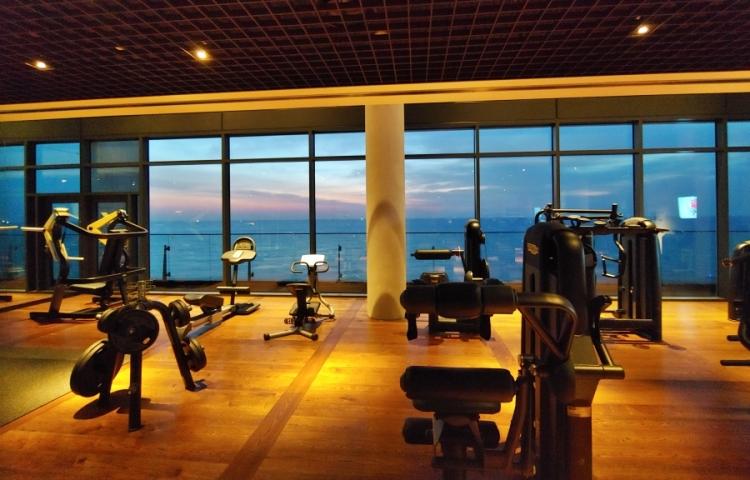 Busan-hiltonhotel-fitnesscenter