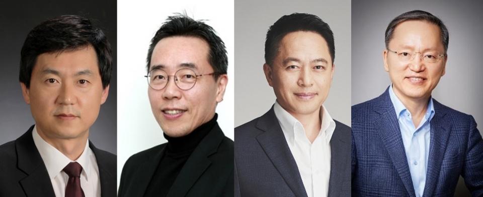2020년 삼성 사장단 인사 명단, 박학규,전경훈, 황성우,최윤호 부사장