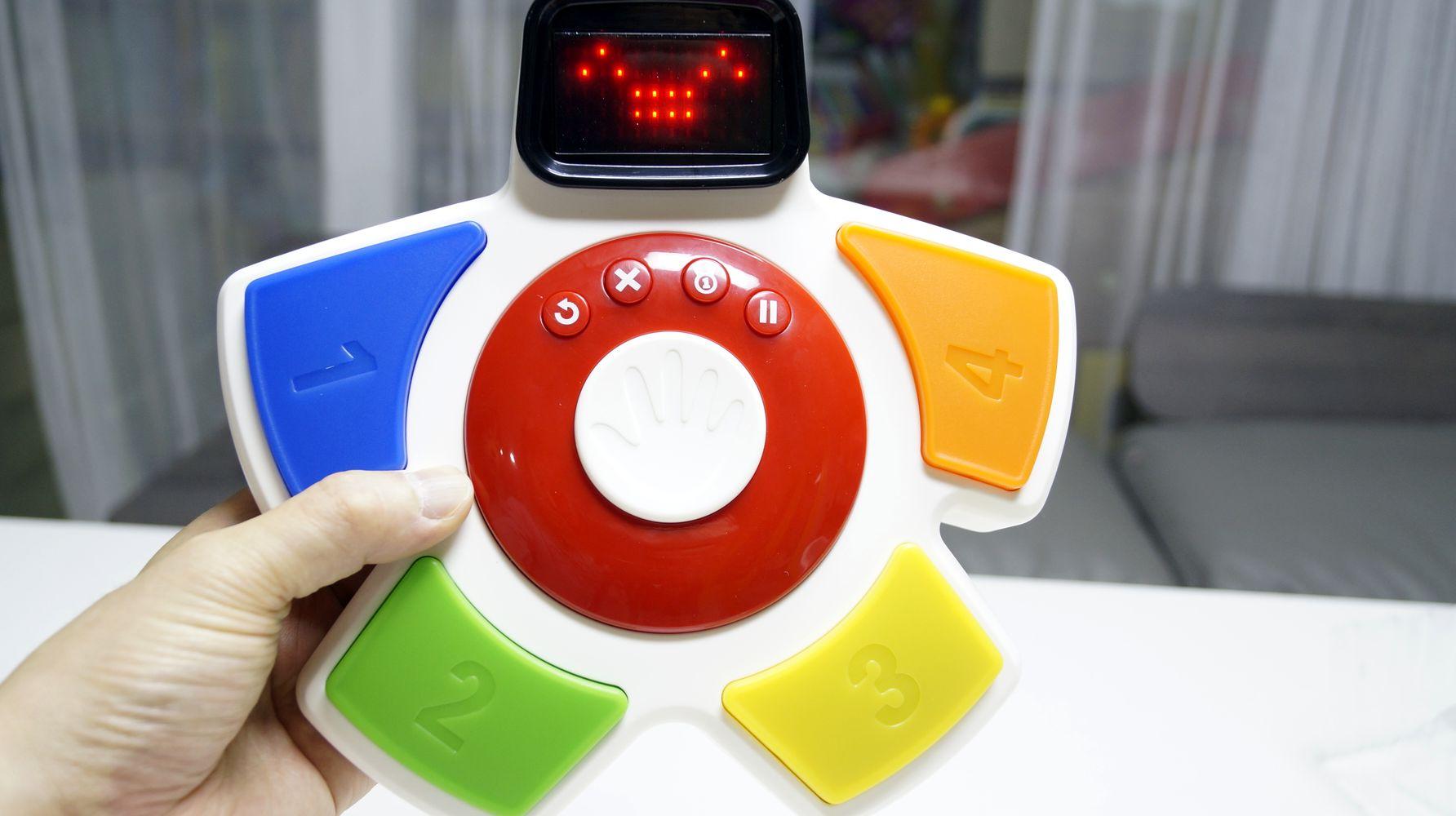 초성로봇 표정