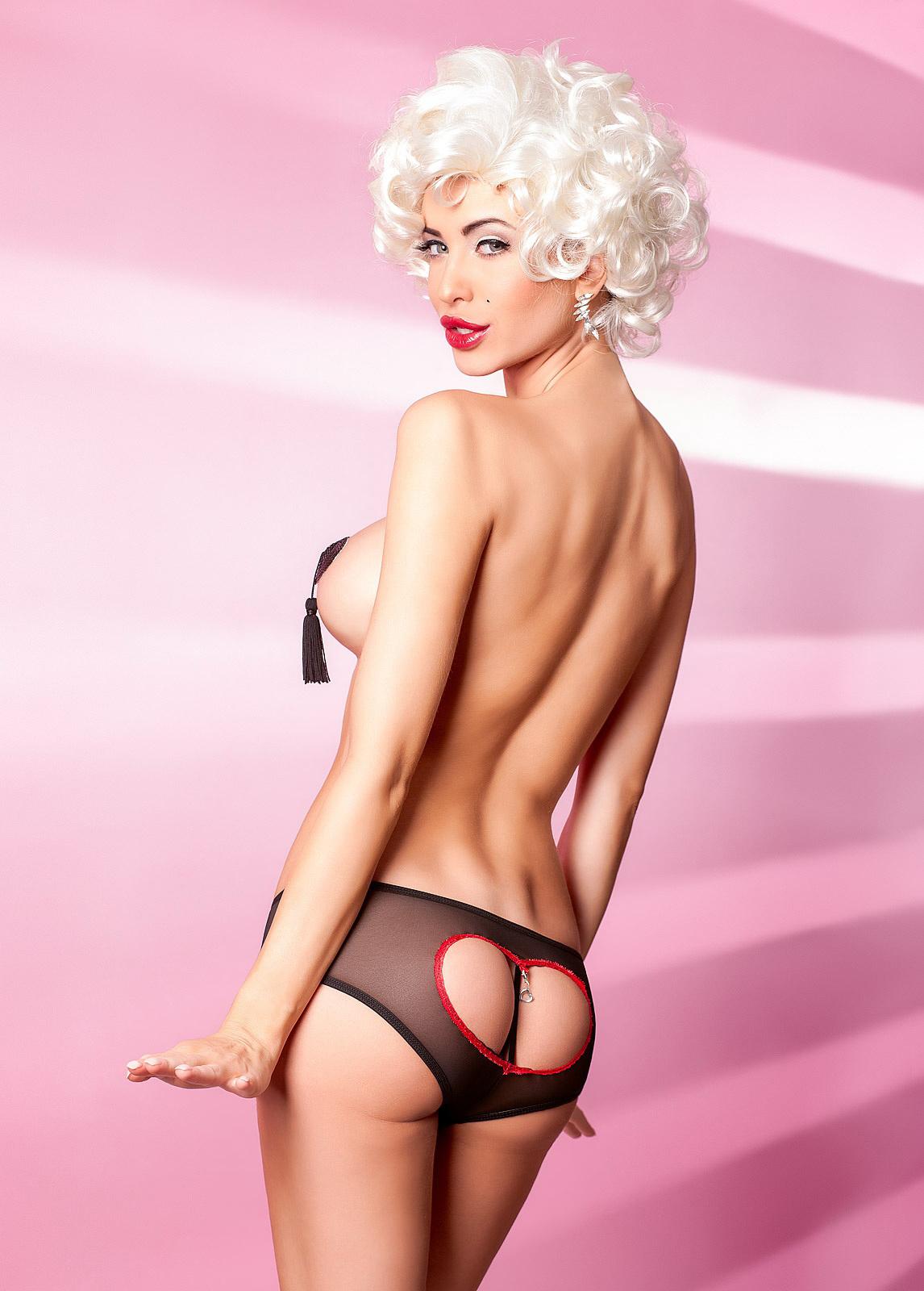 hot women's back - Monika Pietrasinska