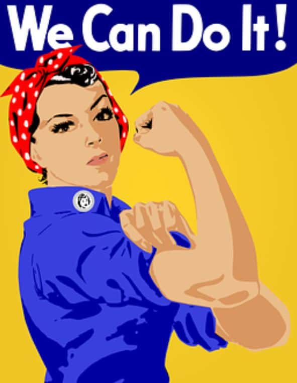 포스터, 성평등