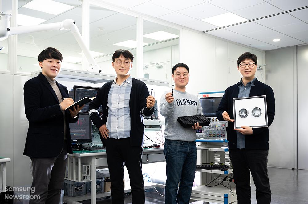 삼성전자, '미니 LED 구동 IC' 개발자 인터뷰