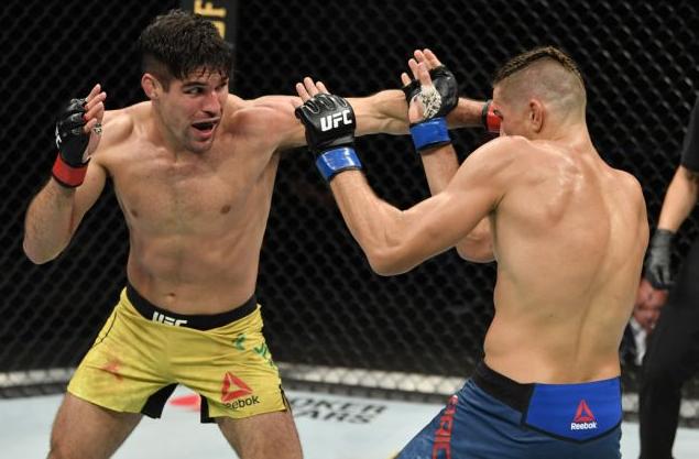 [UFC 인터뷰 소식] 빈센테 루케 : 이제야 난 UFC 붙박이가 된 느낌이다.  제니퍼 마이아 : 칼더우드에게 비비아니 아라우조전 게임 플랜을 그대로 적용할 수 있다.