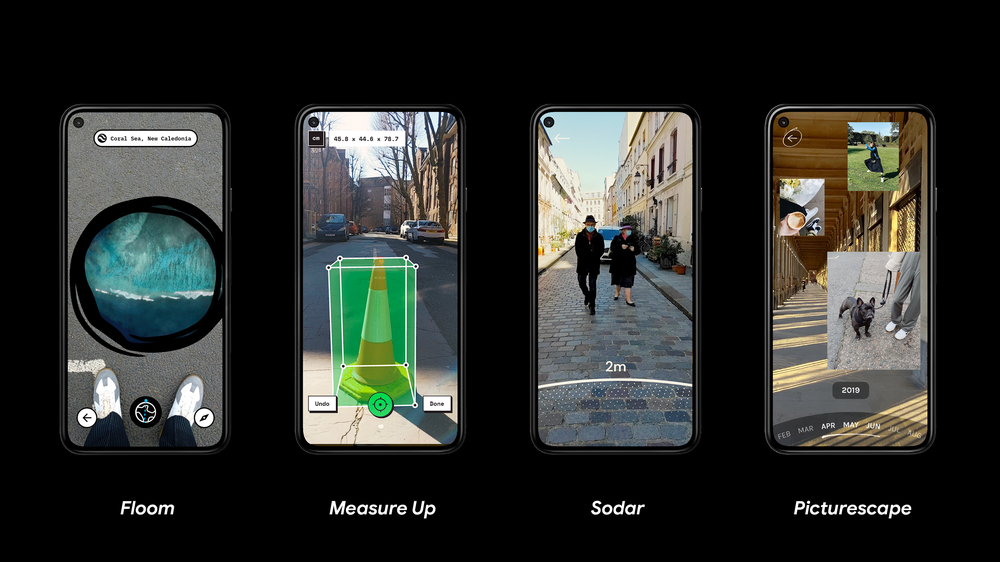 모바일 '앱'아닌 '웹'으로 VR과 AR 서비스...구글 실험실, 웹엑스알 컬렉션 공개