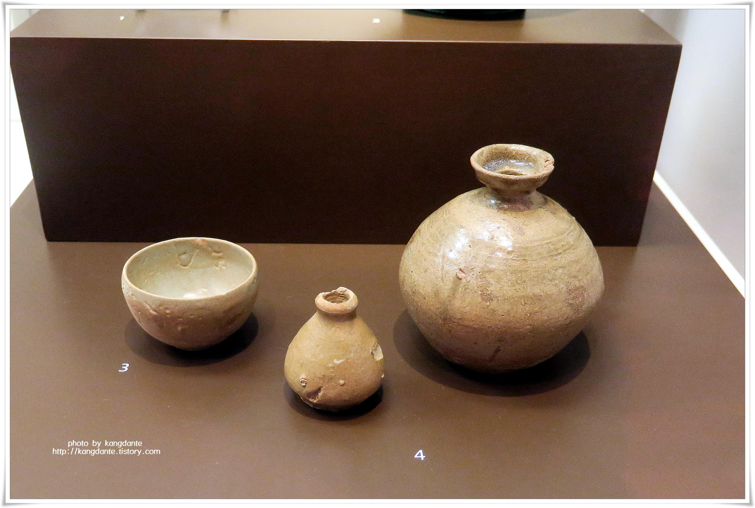 국립중앙박물관의 중ㆍ근세관(고려실)