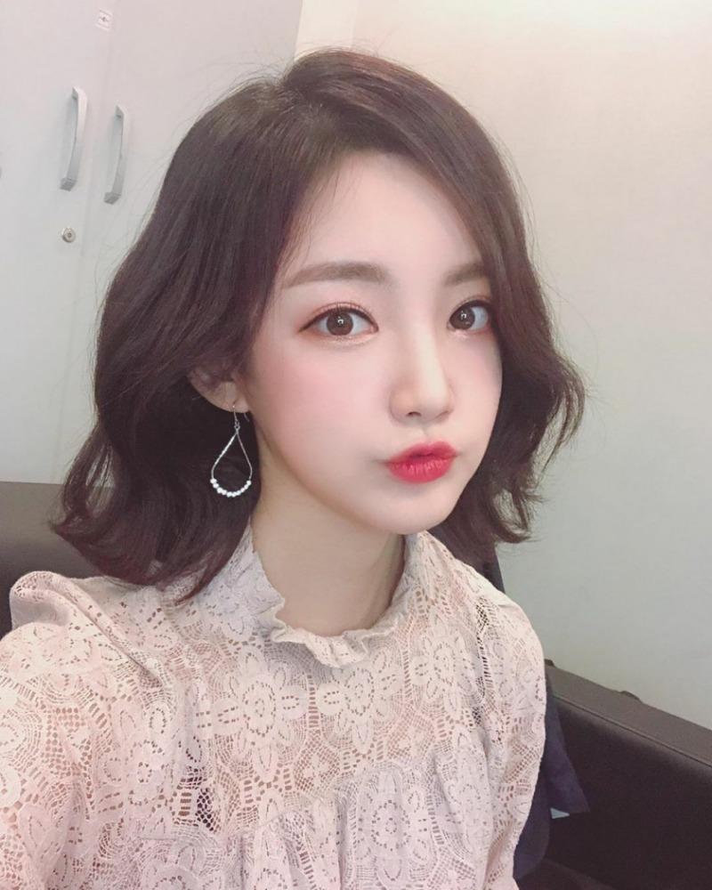 곽민선 아나운서 사진