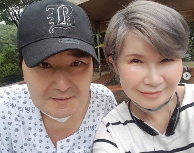 김승미 프로필 과거 성형 남편 유노 나이 직업 자녀 리즈 김윤호 혜은이 고향