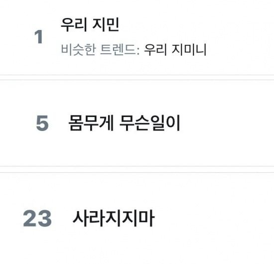 팬들의 이상형이자 이상향이라는 방탄 지민(feat.갓바디)