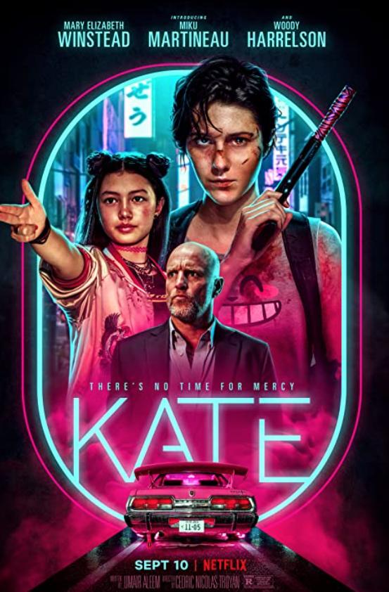 진부한 스토리지만 화려한 액션이 꽤 볼만 했던 넷플 영화 케이트
