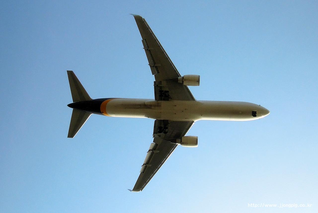 UPS Airlines UPS Airlines 5X UPS Unknown 767-300F… Boeing 767-300F… B76F 인천공항 Incheon International 서울 Seoul-Incheon ICN RKSI