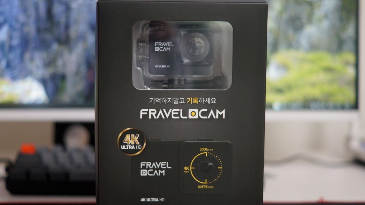 가성비 4K 액션캠 프레블캠 개봉후기 사진2
