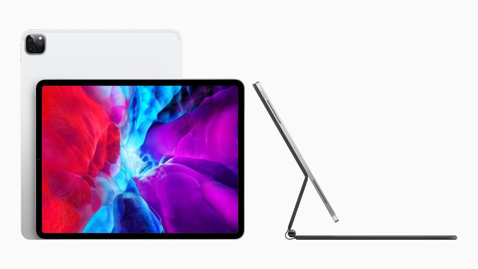 아이패드, 노트북이 되다?!... 애플, '더 진화한 아이패드 프로와 스마트 키보드' 출시