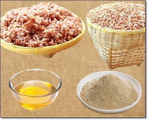 쌀과 미강유