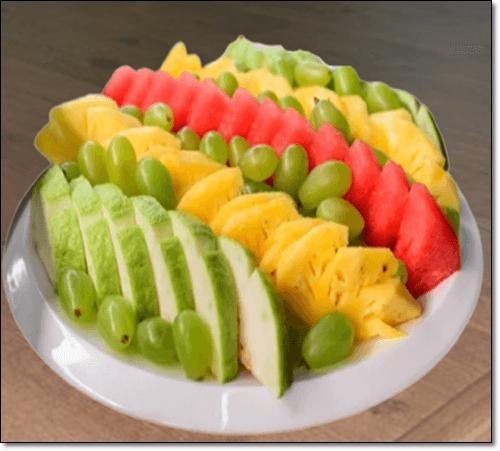 수박과 여름과일