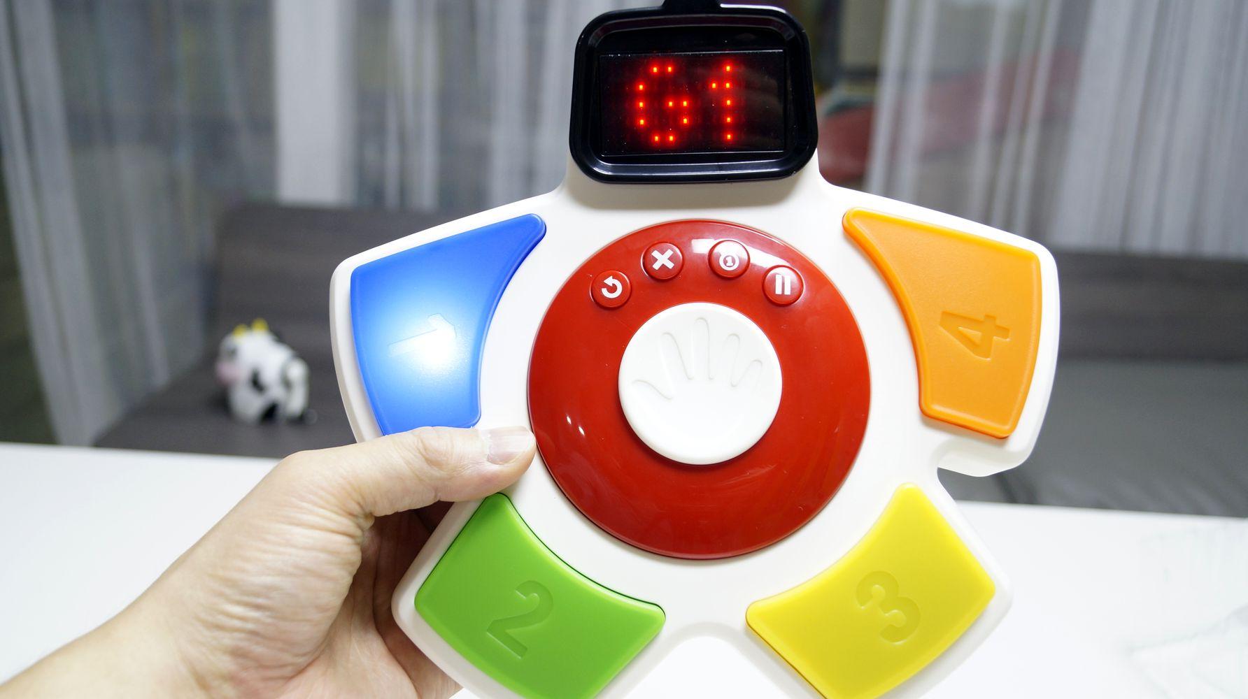 초성로봇 게임모드 선택