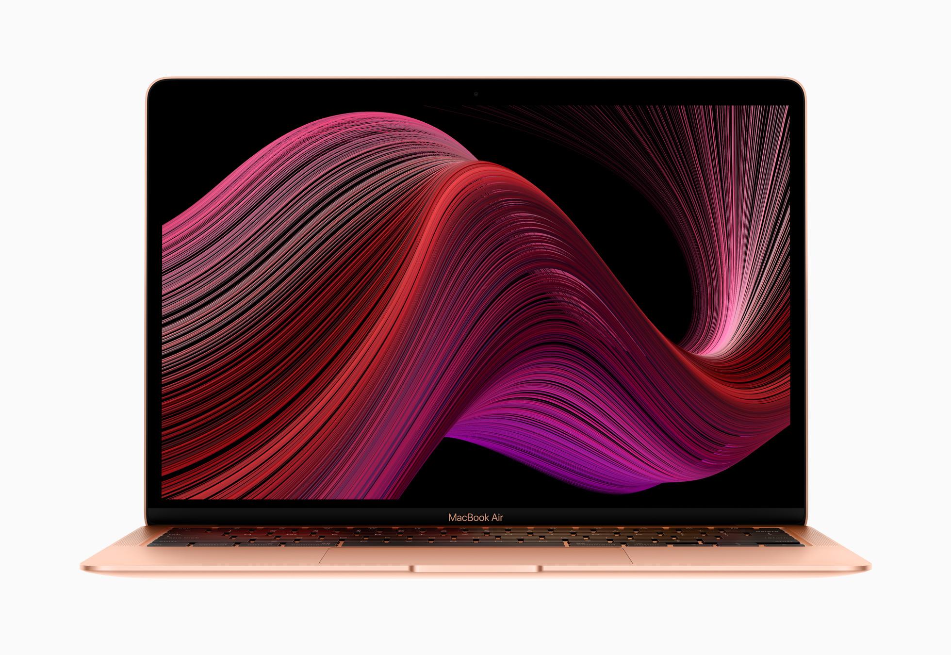 '8GB 메모리+256GB SSD'부터 시작...애플, '성능은 업 가격은 다운' 신형 맥북 에어 출시