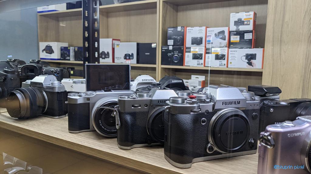 [BP/IT] 디지털 카메라들