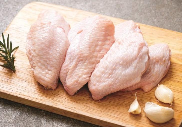 닭 날개 요리 사진