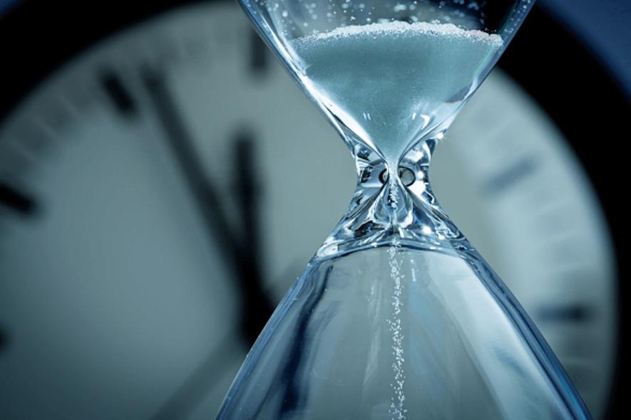 물시계-시간을-표현