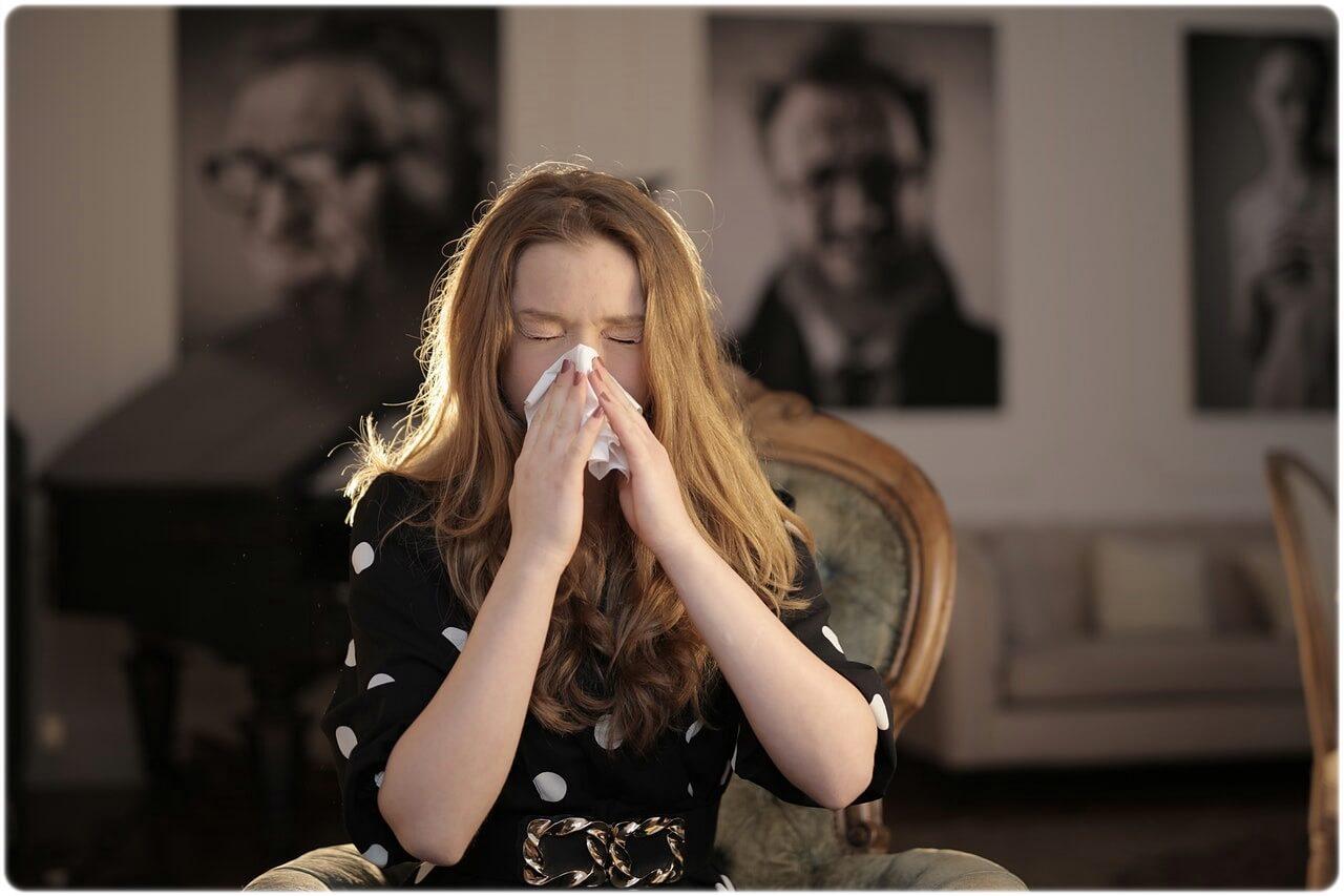 만성 기침 원인 증상 치료 방법