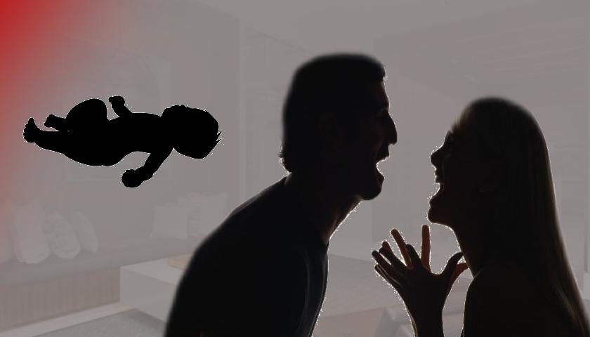 17세 아내와 부부싸움 중 '생후 2개월 아기' 바닥에 던진 아빠