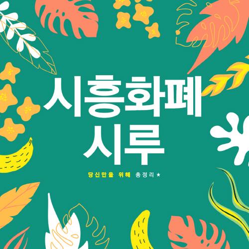 시흥화폐-시루