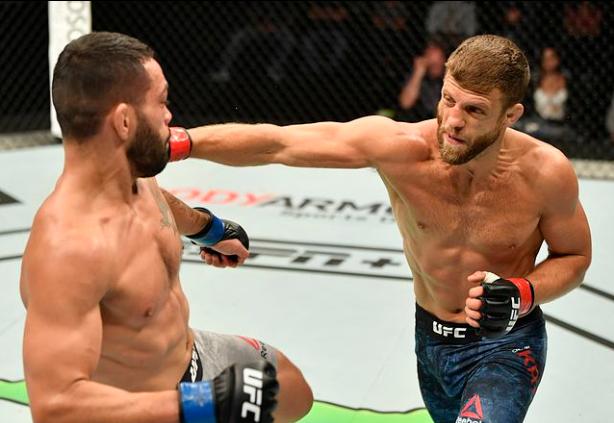 UFC on ESPN3 케이터 VS 이게 메인카드 감상후기 - 좌절된 컨텐더의 꿈